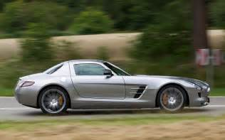 Mercedes Sports Coupe 2011 Mercedes Sls Amg Coupe Profile Photo 3