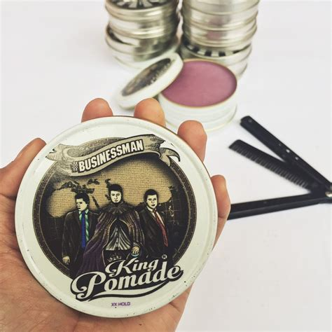 King Pomade X Hold jual king pomade xx hold 2 8 oz anggur di lapak ada