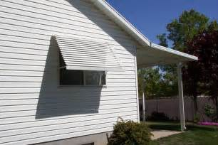 Awnings Windows Outside by Awning Window Exterior Window Awnings
