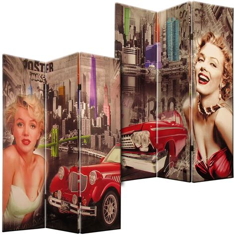 marilyn room divider marilyn canvas room divider room dividers uk