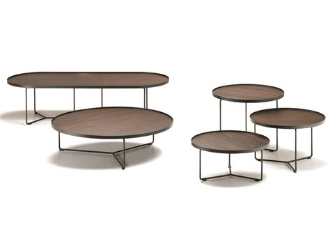 Low Table by Low Round Wooden Coffee Table Billy Wood Billy Collection