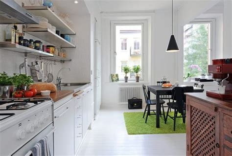 decoracion de cocinas modernas blancas decoracionin