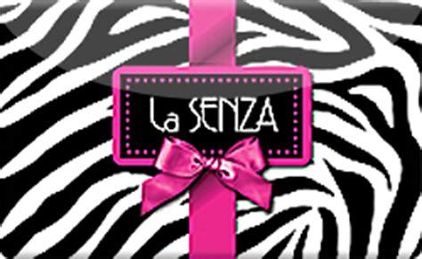 La Senza Gift Cards - sell la senza gift cards raise