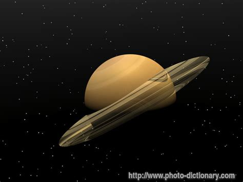 describe how saturn was named word saturn