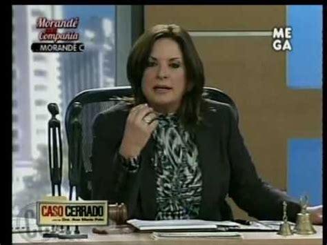 caso cerrado 2008 caso cerrado 2008 juanito y la abuela loca 2 2
