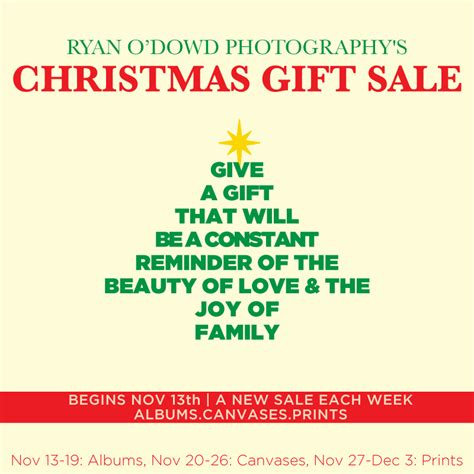 christmas gift sale the best gift money can buy ryan o