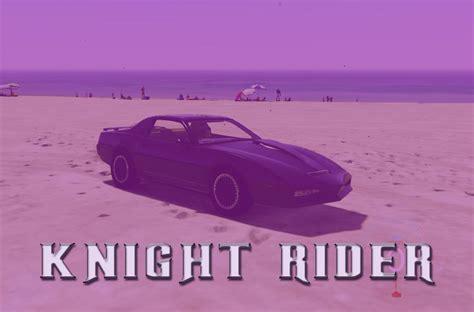 mod gta 5 kitt knight rider kitt gta5 mods com