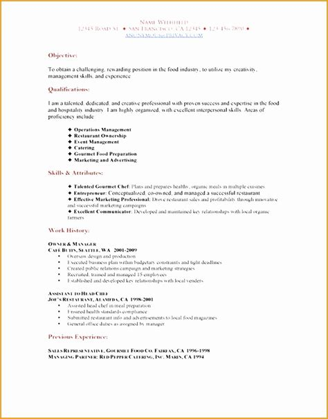 Resume For Cashier In Restaurant 5 Restaurant Worker Resume Exle Free Sles Exles Format Resume Curruculum Vitae