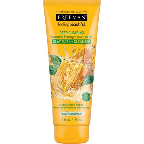 Freeman Feeling Beautiful by Freeman Feeling Beautiful Cleansing Clay Mask
