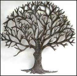 metal tree wall decoration ideas metal tree