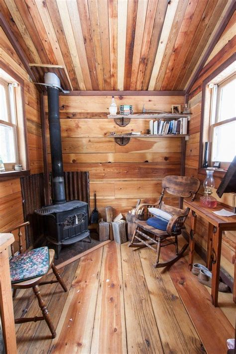 Small Wood Stove For Shed by Best 20 Shed Ideas On