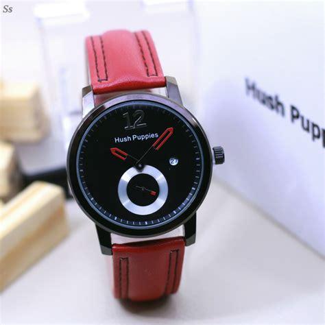 Jam Tangan Hush Puppies Merah jam tangan wanita hush puppies jam tangan fashion wanita