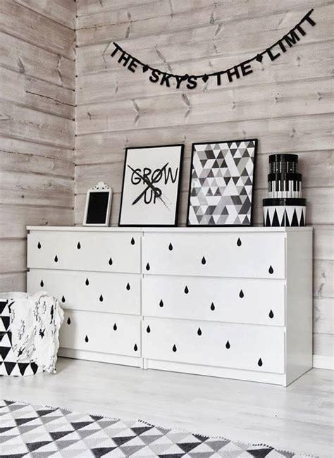 vinilos para muebles las mejores ideas para tunear muebles de ikea con vinilo