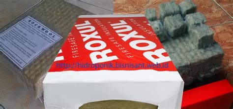 Jual Rockwool Hidroponik Di Semarang rockwool malaysia harga murah alat hidroponik