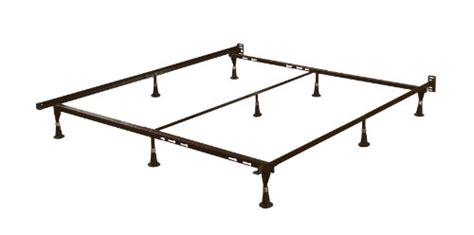 signature sleep universal metal adjustable bed frame bed frames