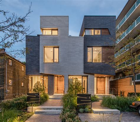 luc bouliane design   homes  torontos forest hill