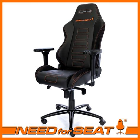 professional computer gaming chair maxnomic computer gaming office chair needforseat pro