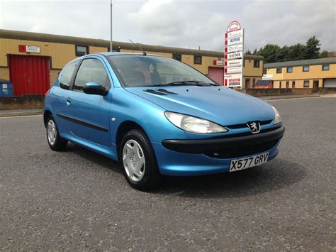 used peugeot 206 used peugeot 206 and second peugeot 206 in dorset