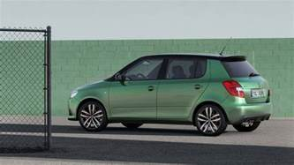 skoda fabia to get hybrid sports version after 2020