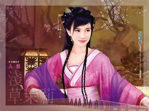design my dream girl my dream girl chinese paintings my dream girls