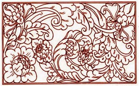 Pattern Belah Ketupat motif ragam hias dari berbagai daerah dini nur lathifah