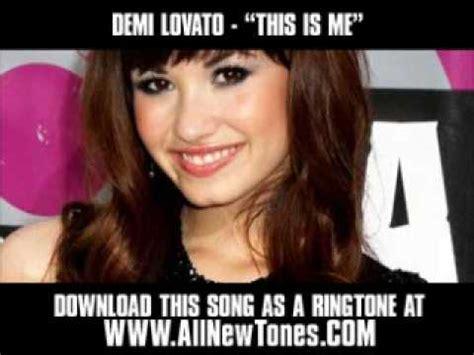 demi lovato lyrics this is me this is me demi lovato lyrics