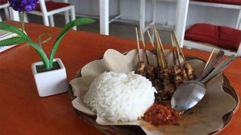 kuliner bogor mirip sate taichan inilah satay kato