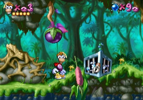 Ramen Cihelas rayman u slus 00005 rom iso for playstation