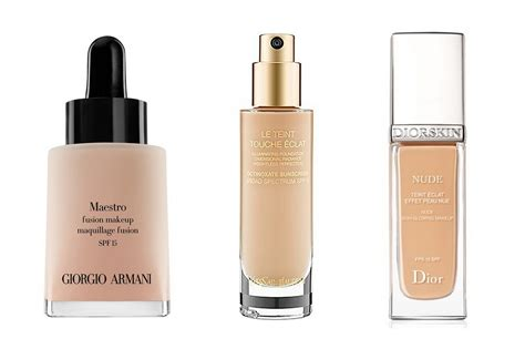 Foundation Makeover What S New In Foundation Fall 2012 Beautypendence