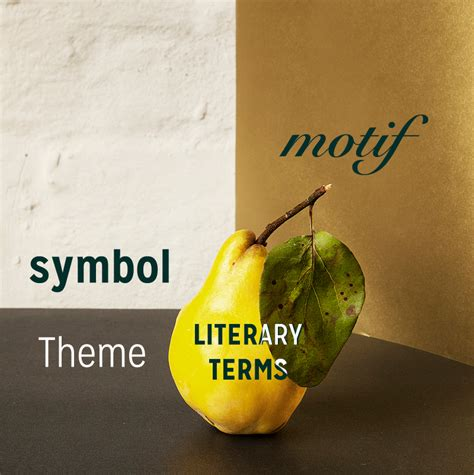 describe the themes motifs and symbols in pride and prejudice the masters review literary terms symbol motif theme