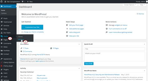 wordpress how to add additional allowed file types to be