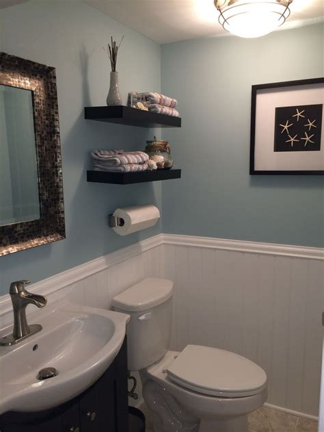 Black White And Blue Bathroom by 301 Moved Permanently