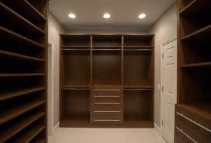 Lz master suite his and hers walk in closet modern closet