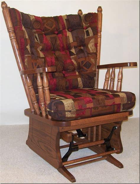 gliding rocking chair replacement cushions modern unique glider rocker cushion set glider rocker