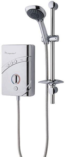 Triton T80z Shower Problems by Inspiration Qi Electric Shower 9 5kw Chrome Mx Showers