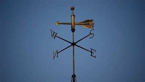 A Weather Vane How To Make A Simple Weather Vane For Cub Scouts Sciencing