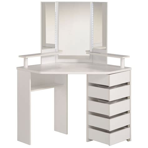 Dressing Vanity Table Parisot Bar Corner Dressing Table