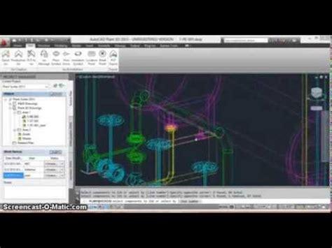 tutorial autocad plant 3d 2013 pdf tutorial isometricos autocad plant 3d youtube