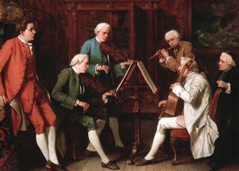 imagenes barroco musical un mundo por descubrir historia de la musica