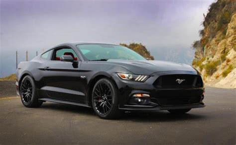 2017 ford mustang gt review release date usa price info
