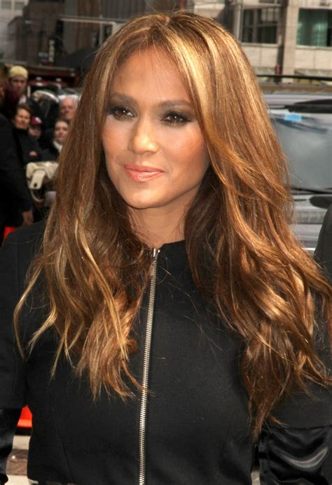 j lo hair colour 2014 hairstyles zimbio