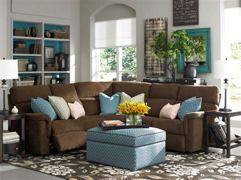 L Shaped Living Room Furniture Brady L Shaped Sectional By Bassett Furniture Contemporary Living Room By Bassett Furniture