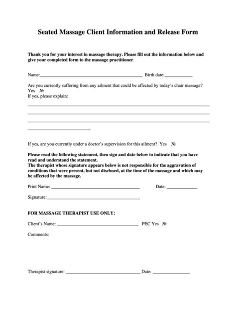 chair intake form template top chair intake form templates free to