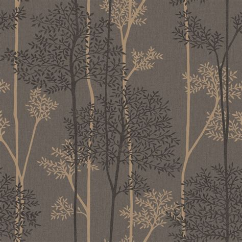 wallpaper for walls homebase superfresco easy paste the wall eternal chocolate bronze