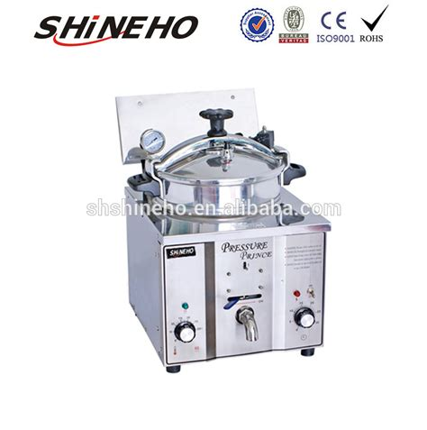 Small Pressure Fryer For Home Use Home Use Small Pressure Fryer For Fried Chicken Buy