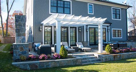 pergola outdoor living fiberglass pergolas pergola kits structureworks