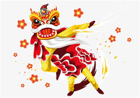 new year 2018 for dragons vector new year festival png
