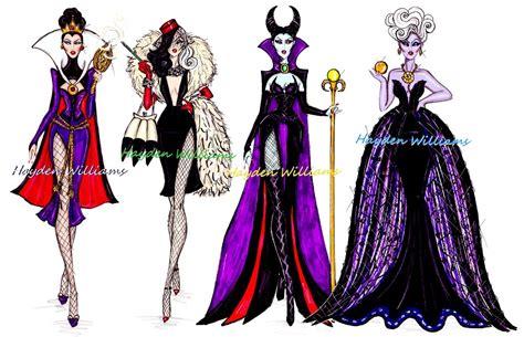 Bill Marsilii And High Concept by As Incr 237 Veis Releituras Disney E Os Croquis De Moda De
