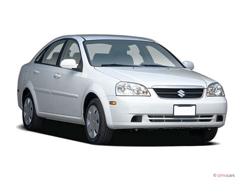 Suzuki Forenza Review by 2007 Suzuki Forenza Review Ratings Specs Prices And