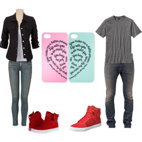 Husband Matching Clothes Boyfriend Semi Matching Polyvore